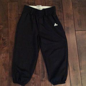 adidas Bottoms - Youth Baseball Pants